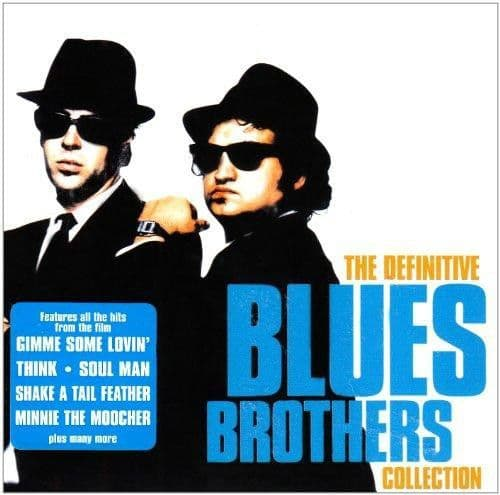 The Blues Brothers<br>The Definitive Blues Brothers Collection<br>2CD, Comp